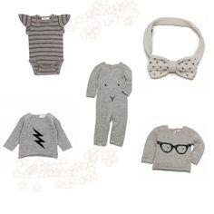 aprilandmayMINI: fair trade baby clothing. How cute are they?!