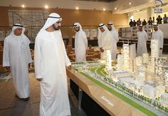 Sheikh Mohammed launches 'city of the future' with Jumeirah Central - Emirates 24|7
