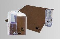 HeinigerAG.ch: Peripherie > Monitore > Zubehör > EIZO Screen Cleaner Spray & Mikrofasertuch Sprays, Monitor, Container, Software, Cards, Accessories, Online Shopping, Maps
