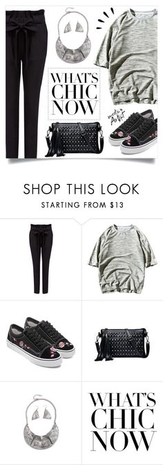"""Casual Chic"" by mahafromkailash ❤ liked on Polyvore featuring Old Navy"