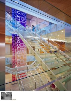New York University Stern School Of Business Concourse Project In United States
