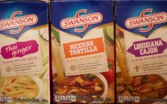 Flavor Infused Broths - Approved for the Bariatric Liquid Diet. Gastric Sleeve or Gastric Bypass postop healing diet.Swanson® Flavor Infused Broths - Approved for the Bariatric Liquid Diet. Gastric Sleeve or Gastric Bypass postop healing diet. Bariatric Eating, Bariatric Recipes, Diet Recipes, Pre Bariatric Surgery Diet, Bariatric Sleeve, Get Thin, After Life, Calories, Saveur