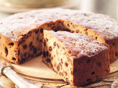 Boiled sultana cake, sultana recipe, brought to you by Woman's Day