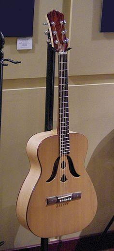 The Bell by Degenaro Guitars