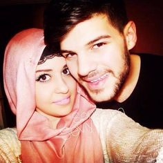 Muslim Couples- Inspirational Love Pictures