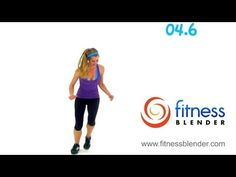 37 Minutes: Fit is Better than Skinny – Cardio Training + Upper Body Strength Workout, Fitness Blender