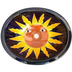 Traditional Mexican Sink-El Sol