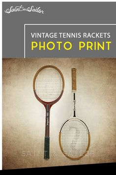VINTAGE TENNIS RACKETS PHOTO PRINT! Interior Design styles, Interior Design apartment, Interior Design ideas, Interior Design nature, Interior Design living room, Interior Design bedroom, Interior Design tips, Rustic Interior Design, Modern Interior Design, Interior Design Canvas. #Interiordesign #interiordesigner #interiordesignideas #interiordesigns #interiordesigninspiration #interiordesignblog #interiordesigninspo Bedroom Design On A Budget, Luxury Bedroom Design, Master Bedroom Design, Teen Bedroom, Bedrooms, Bedroom Decor, Minimalist Room, Minimalist Home Decor, Photo Print