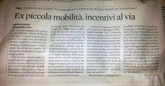 AgevoBLOG: Al via gli incentivi per la piccola mobilità: bonu...