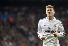 Picture of Toni Kroos for Real Madrid Players at 2015 2016 Squad Wallpaper