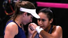 #tennis #news  Britain name unchanged Fed Cup team
