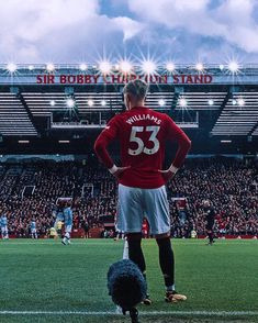 Manchester United Wallpaper, Manchester United Football, Manchester City, Brandon Williams, Football Images, Old Trafford, Man United, Football Players, Soccer