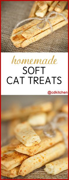 A recipe for Soft Cat Treats made with flour, cheddar cheese, Parmesan cheese, plain yogurt Pet Treats, Healthy Dog Treats, Homemade Cat Food, Dry Cat Food, Pet Food, Parmesan, Snack, Dog Food Recipes, Plain Yogurt