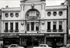 Save the facade of the former Futurist Cinema building, Lime Street, Liverpool Liverpool Life, Liverpool City Centre, Liverpool History, Alicante, Old Pictures, Old Photos, Vintage Photos, Beatles, Albion House