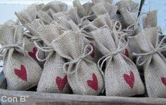 50 Wedding Birdseed & Lavender Toss Burlap Favor bags- maybe toss lavender after the ceremony? or favors? Burlap Wedding Favors, Burlap Favor Bags, Wedding Favor Bags, Diy Wedding, Burlap Party, Burlap Weddings, Burlap Garland, Wedding Ideas, Perfect Wedding