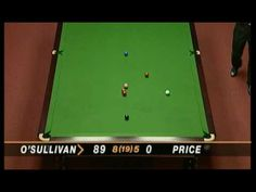 Snooker 147 - Ronnie O'Sullivan - 1997 World Championship