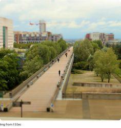 From Paris (Via Acecplaisir) Sidewalk, Paris, Montmartre Paris, Side Walkway, Sidewalks, Paris France, Pavement, Walkways