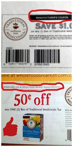 Save money at Whole Foods Market: How to Stack Whole Foods Market Coupons