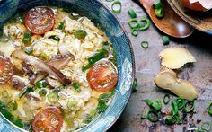 Hearty Chinese Egg Drop Soup (Paleo, Whole30)