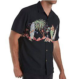 ab3fd937b Shop for Tommy Bahama Clothing for Men - Clothing by Tommy Bahama. Tommy  Bahama Mele Kalikimaka Printed Silk Camp Shirt T320905