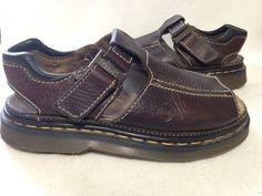 Men's Doc Marten Velcro Sandals Dr. Marten's Size 10 #Docmartens