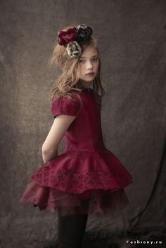 Шикарная одежда от Bonnie Young