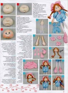 Foto: Sewing Toys, Soft Sculpture, Elves, Decoupage, Album, Rag Dolls, Handmade Dolls, Country, Crochet