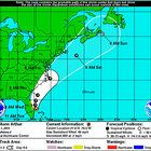 Tropical Storm Arthur, the first named storm of 2014, has formed off the central Florida coast and will move north and northeast along the East Coast over the next few days, according to the National Hurricane Center. The latest forecast...