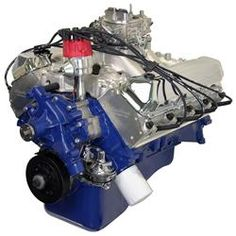 ATK High Performance Engines HP19 - ATK High Performance Ford 460 525HP Stage 1 Crate Engines