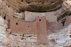 Montezuma Castle - Sedona - Arizona