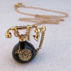 5.41$  Buy now - http://diwem.justgood.pw/go.php?t=106024601 - Telephone Pendant Sweater Chain