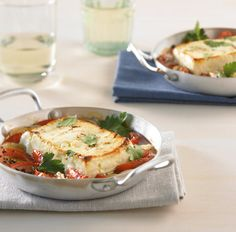 Gebackener Schafskäse - Low Carb: Vegetarische Hauptgerichte - 24 - [ESSEN & TRINKEN]