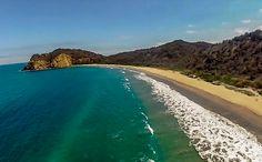 Une vidéo de l'Equateur ! Puerto Lopez, Isla de la Plata et Agua Blanca !