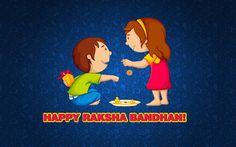 Happy Rakshabandhan 2014 HD Wallpaper  Happy Raksha Bandhan , Rakhi, Brother. Sister, Love , Wallpapers, images, Greetings, Pictures, Quotes, Wishes, HD, 1080p, Downloads