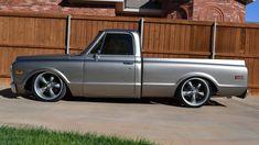 air ride - Promoted by The Fab Forums Ford Trucks, Custom Chevy Trucks, Classic Chevy Trucks, Lifted Trucks, Classic Cars, Chevrolet Silverado, Cadillac, 67 72 Chevy Truck, Hot Rod Trucks