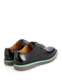 Paul Smith High-shine derby shoes