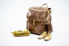 Baby Backpack, Leather Design, Leather Backpack, Backpacks, Live, Projects, Bags, Fashion, Handbags