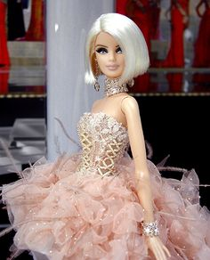 Miss Finland Barbie Doll 2011