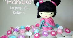 Geisha girl free crotchet pattern. In Spanish terms.