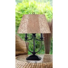 Outdoor table lamps - TRANSITIONAL TABLE LAMPS