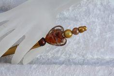 #Kugelschreiber #schreiben #gold #Herz #Perlen  Hier aus meiner Kollektion Schmuckkugelschreiber ein Exemplar mit einem wunderschönen Perlenmix. Der Kugelschreiber ist aus Kunststoff und liegt...