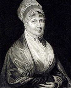 Social Reformer Elizabeth Fry, featured on 8th May, 2013 (http://matriline.org/nubert-says/2013/5/8/once-a-long-time-ago)