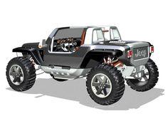 Jeep Hurricane Concept (2005)