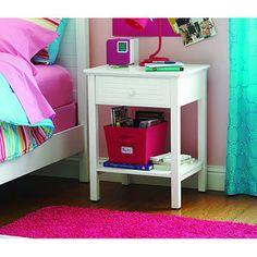 Have nightstand ... change knob