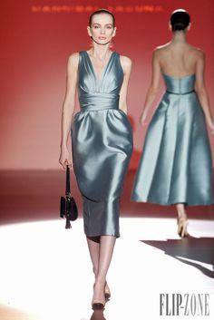 Hannibal Laguna Outono-Inverno 2014-2015 - Prêt-à-porter - http://pt.flip-zone.com/fashion/ready-to-wear/independant-designers/hannibal-laguna-4574