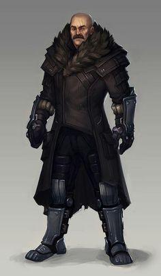 M human ranger