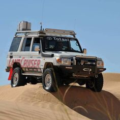 Toyota Land Cruiser - 76  Series