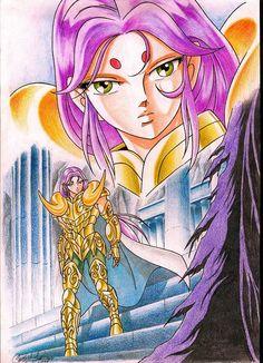Saint Seiya - Gold Saint Aries no Mu