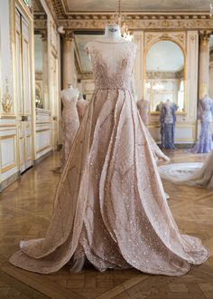 Paolo Sebastian presents his collection in Paris, Haute Couture Fall 2016