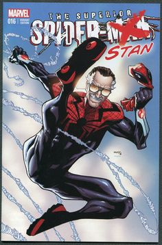 The Superior Spider-Stan - Humberto Ramos